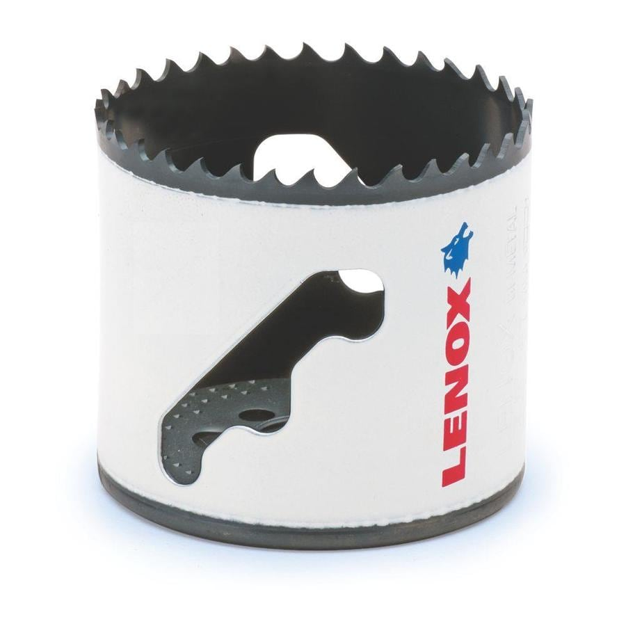 LENOX 2-1/2-in Bi-Metal Non-Arbored Hole Saw
