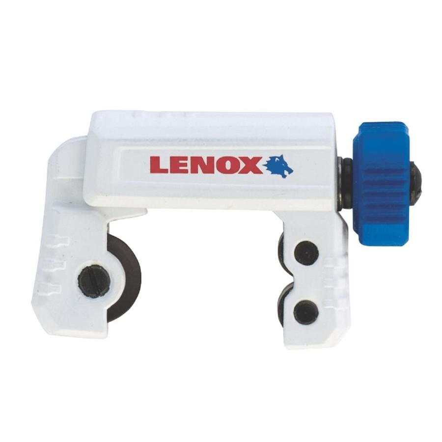 Lenox 1 8 In To 1 1 8 In Copper Tube Cutter In The Pipe Cutters Department At Lowes Com