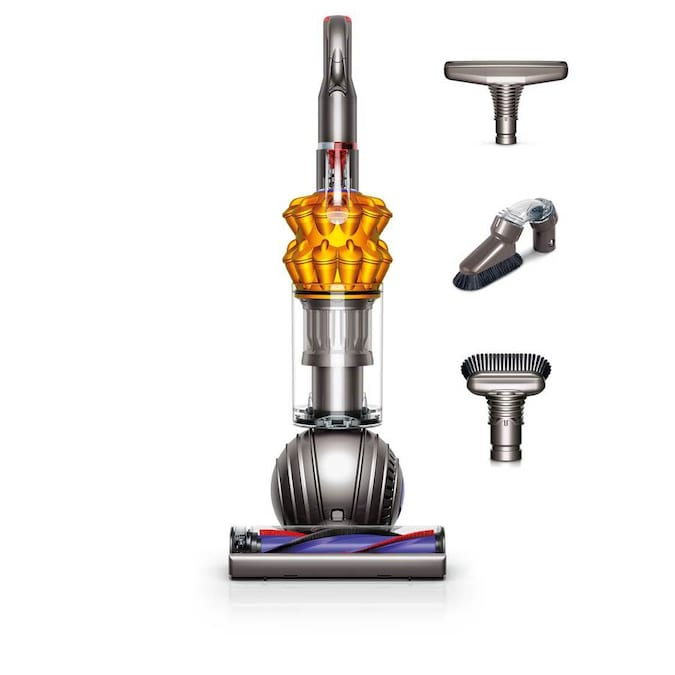 Dyson DC50 Multi Floor Corded Bagless Upright Vacuum with HEPA