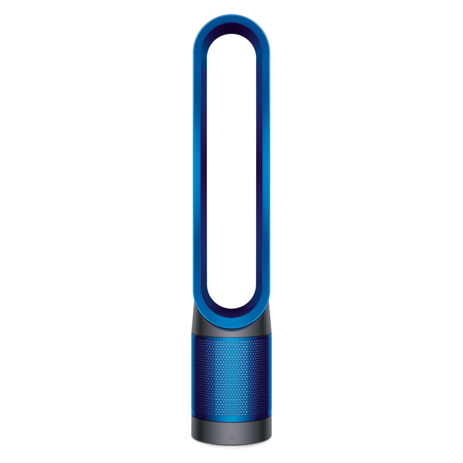 Best air filter for allergies and pet dander - Dyson Pure Cool Link 10 Speed 300 Sq Ft True Hepa Air Purifier