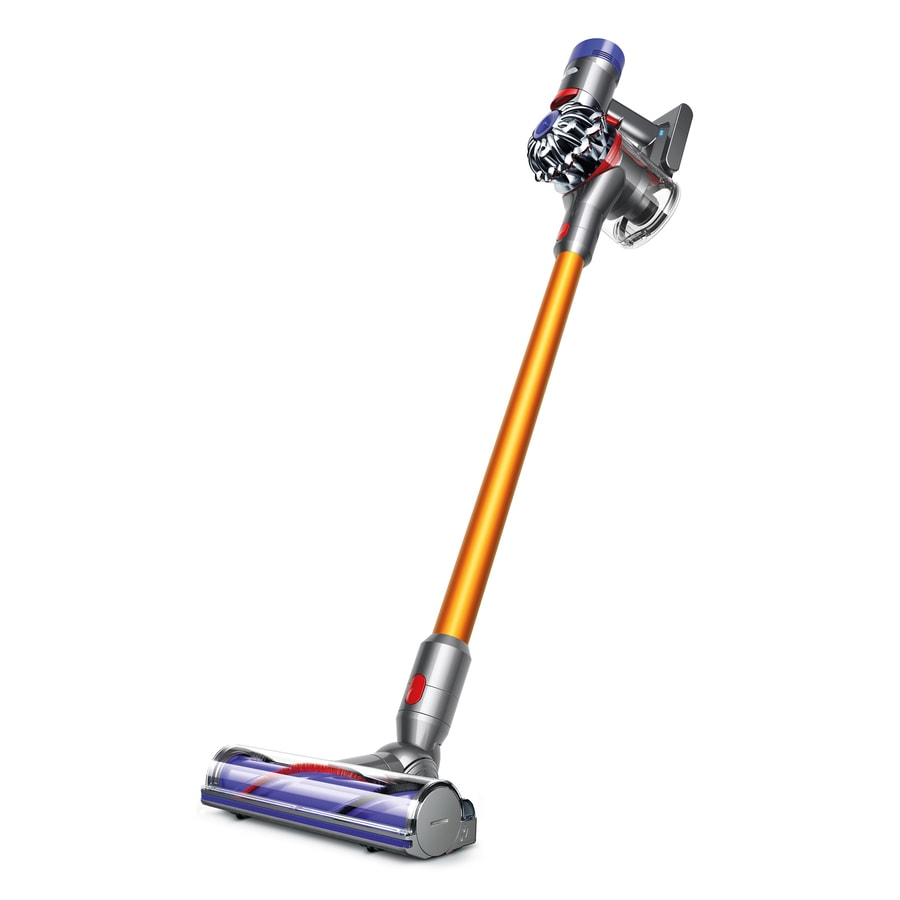 dyson v8 absolute cordless bagless stick vacuum at. Black Bedroom Furniture Sets. Home Design Ideas