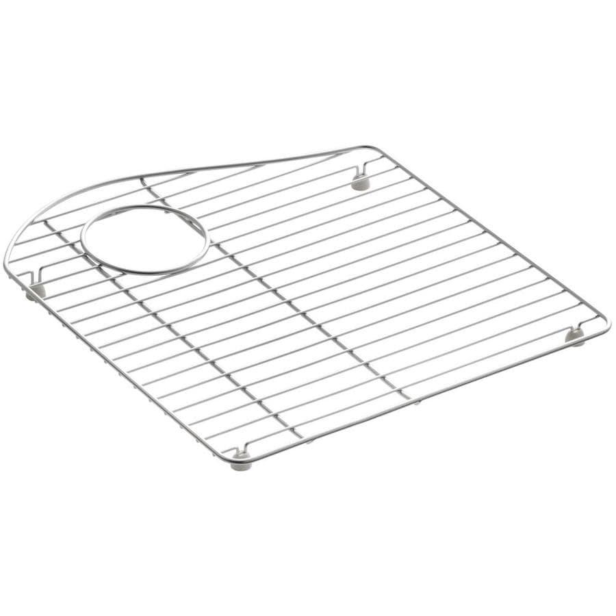 KOHLER Lawnfield 15.4062-in x 16.5-in Sink Grid