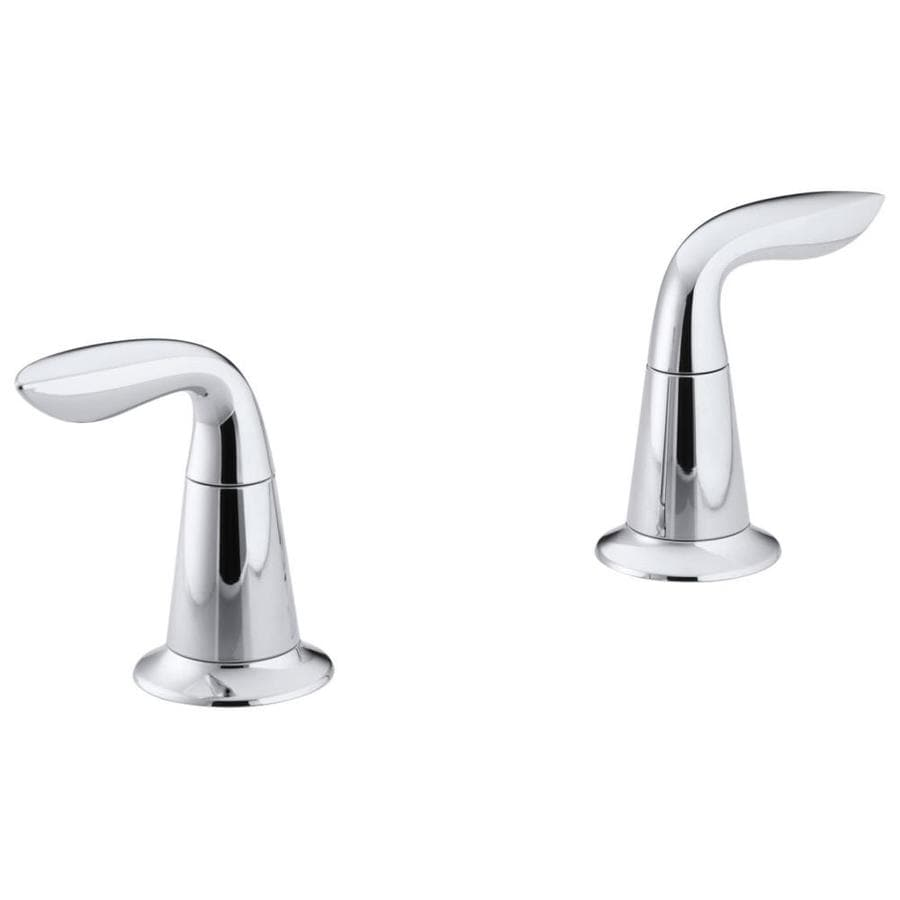 KOHLER 2-Pack Chrome Faucet or Bathtub/Shower Handles