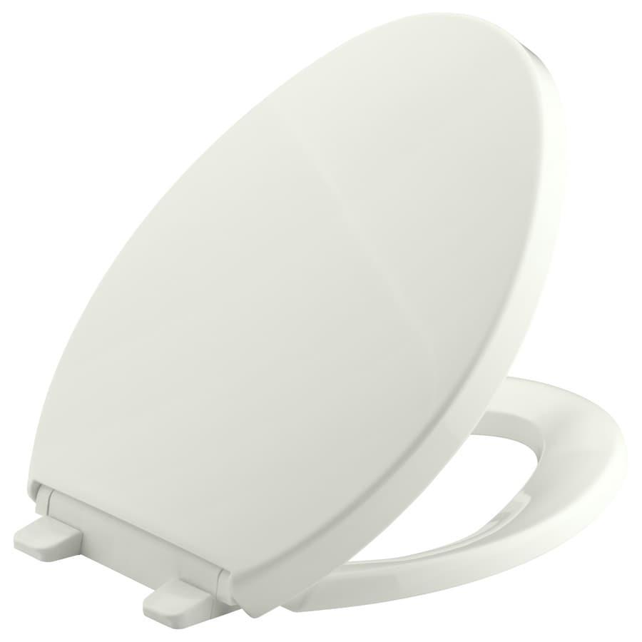 KOHLER Saile Plastic Toilet Seat