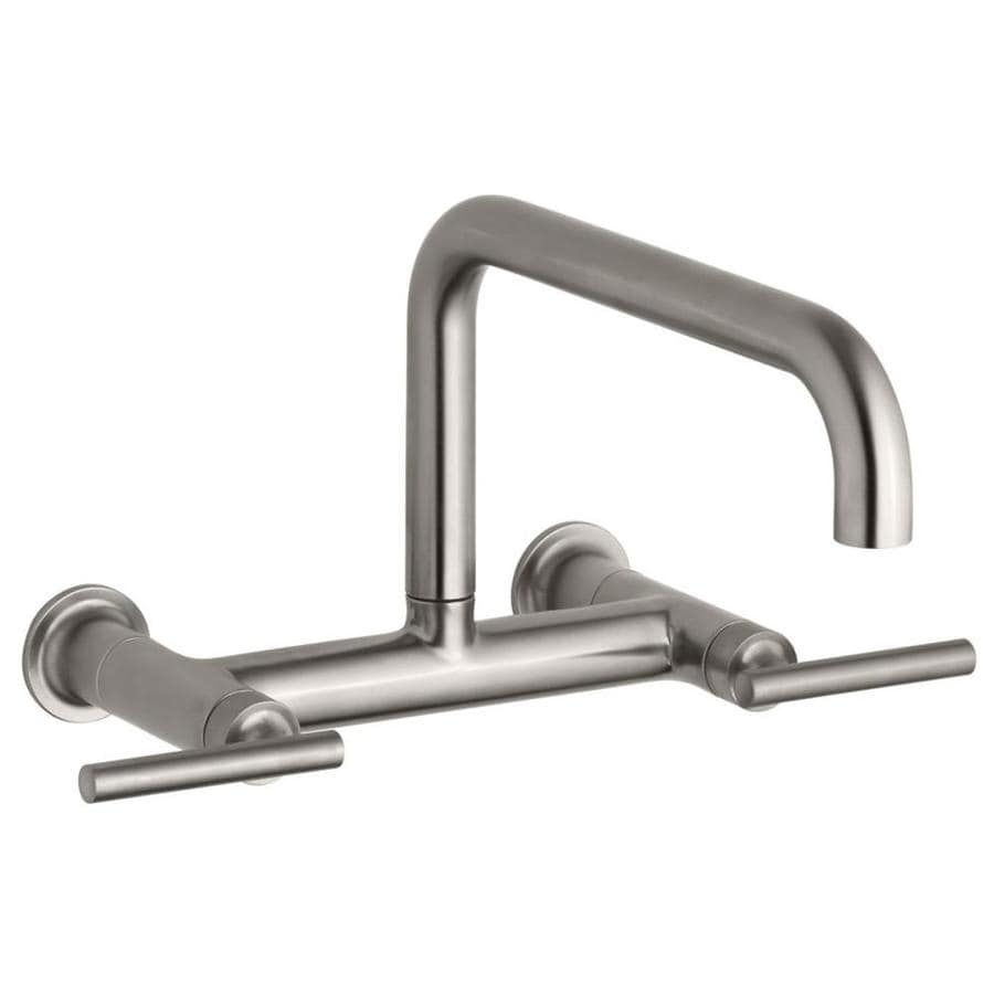 Hole Wall Mount Kitchen Faucet