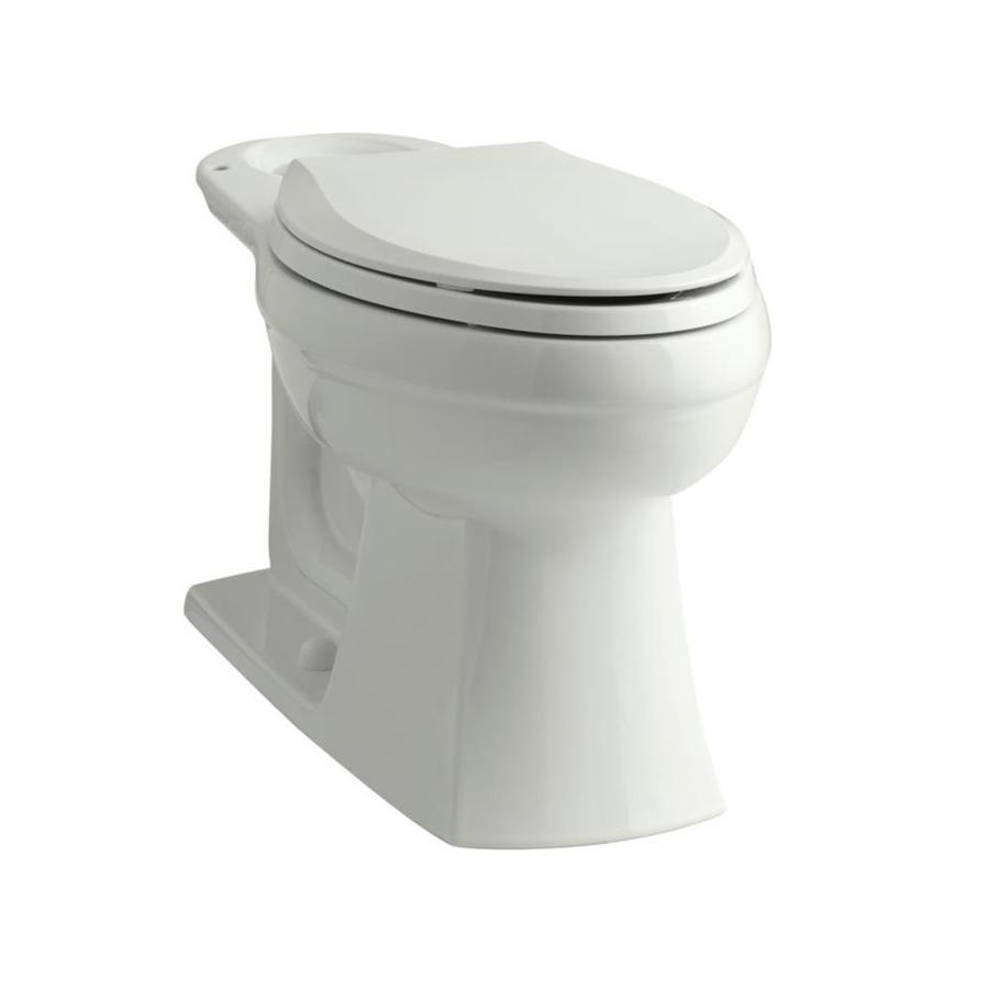 KOHLER Kelston Dune Round Chair Height Toilet Bowl