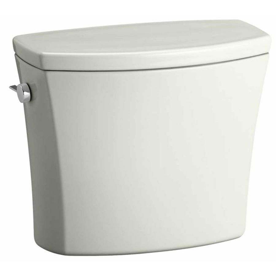 KOHLER Kelston Dune 1.6-GPF Single-Flush High-Efficiency Toilet Tank