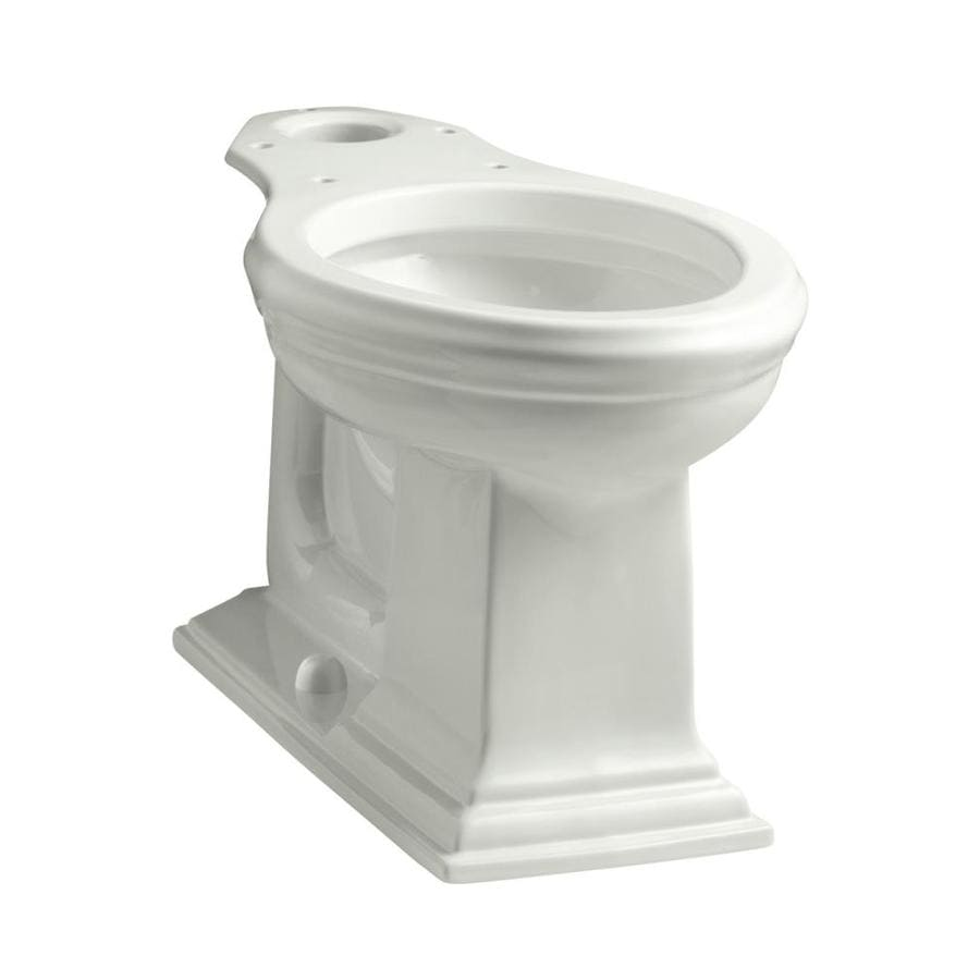 Shop Kohler Memoirs Dune Elongated Chair Height Toilet