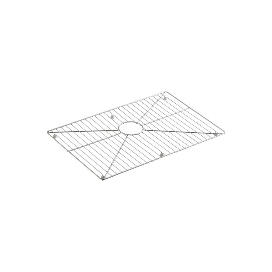 KOHLER Vault 16.875-in x 26-in Sink Grid