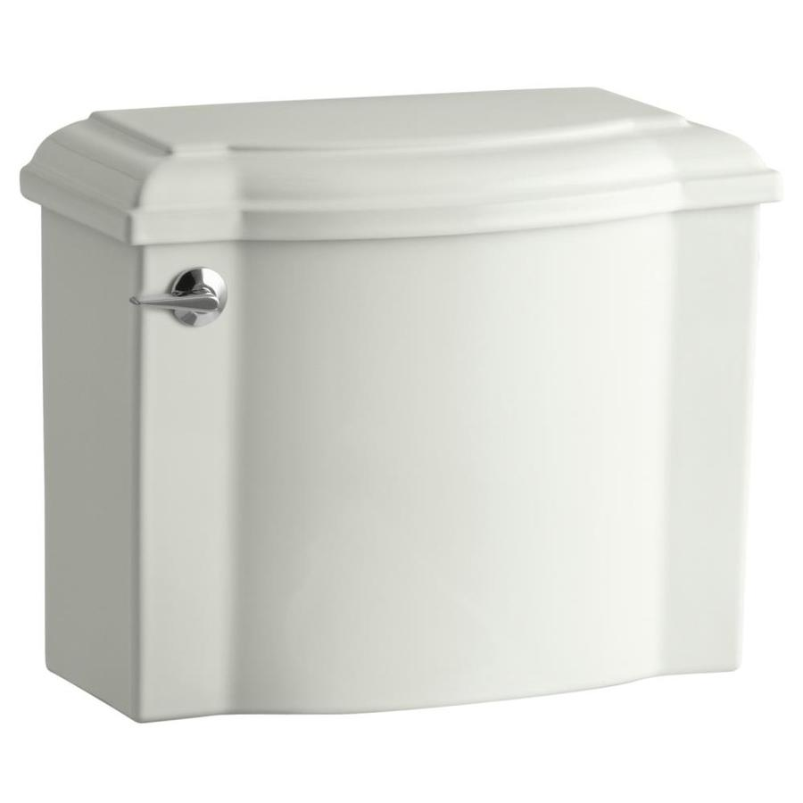 KOHLER Devonshire Dune 1.28-GPF Single-Flush High-Efficiency Toilet Tank