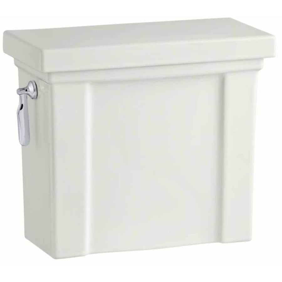 KOHLER Tresham Dune 1.2800-GPF Single-Flush High-Efficiency Toilet Tank
