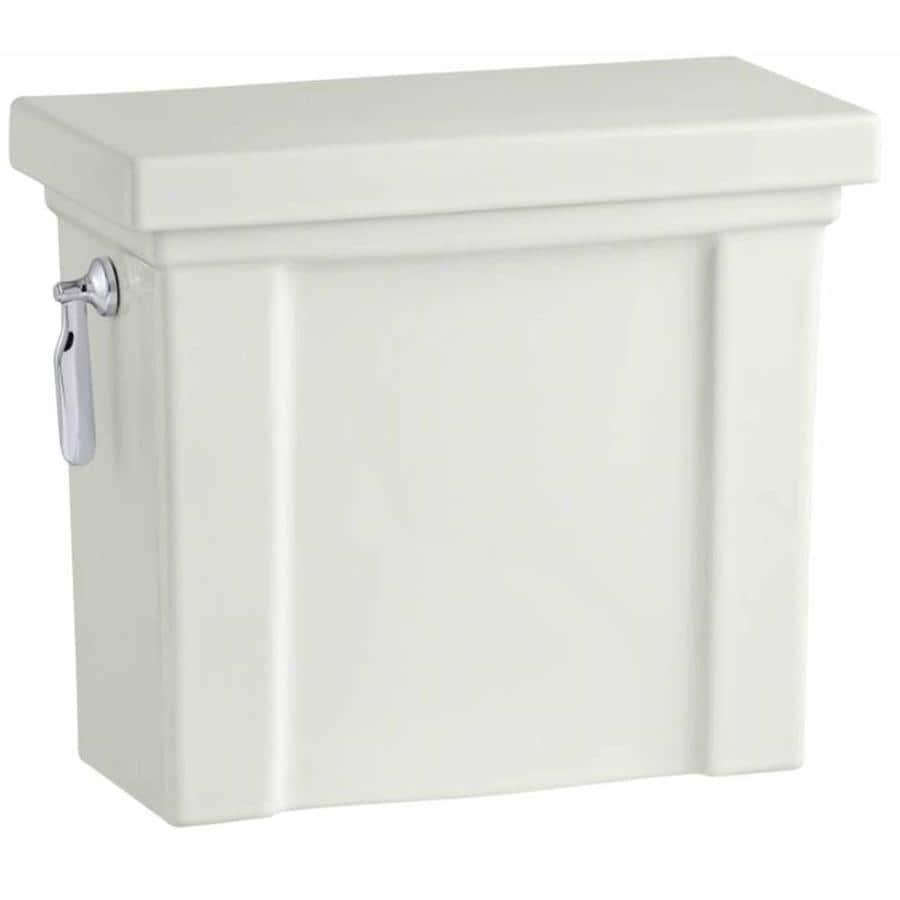 KOHLER Tresham Dune 1.28-GPF (4.85-LPF) 12 Rough-In Single-Flush High-Efficiency Toilet Tank