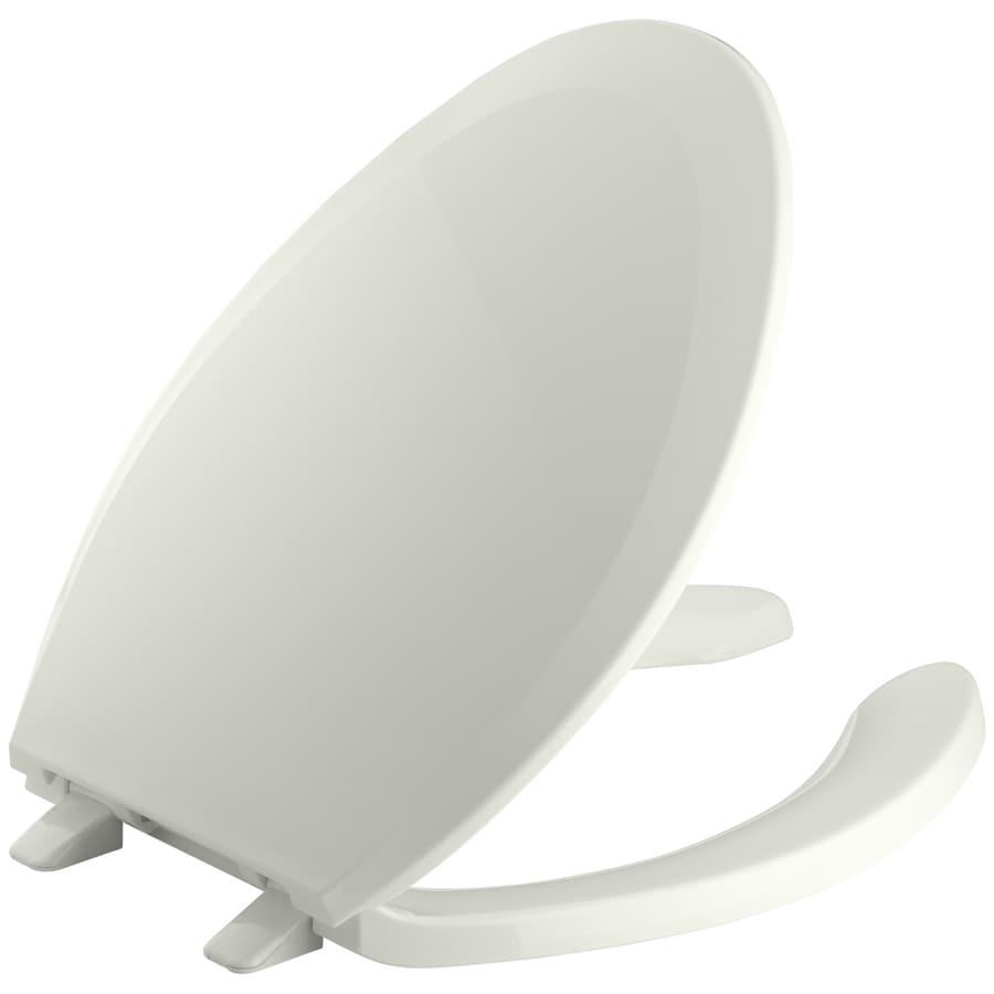 KOHLER Lustra Plastic Toilet Seat