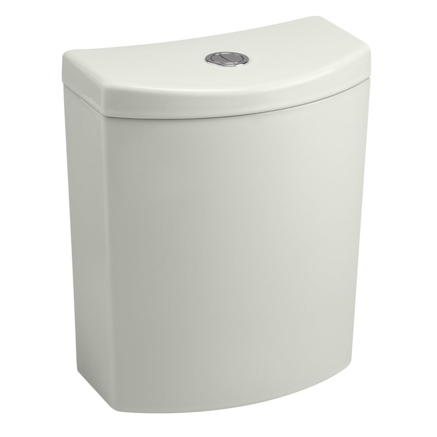 KOHLER Persuade Dune 1.6-GPF Dual-Flush High-Efficiency Toilet Tank