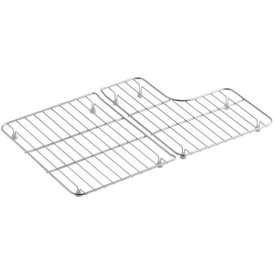 KOHLER 11.5-in x 14.6875-in Sink Grid