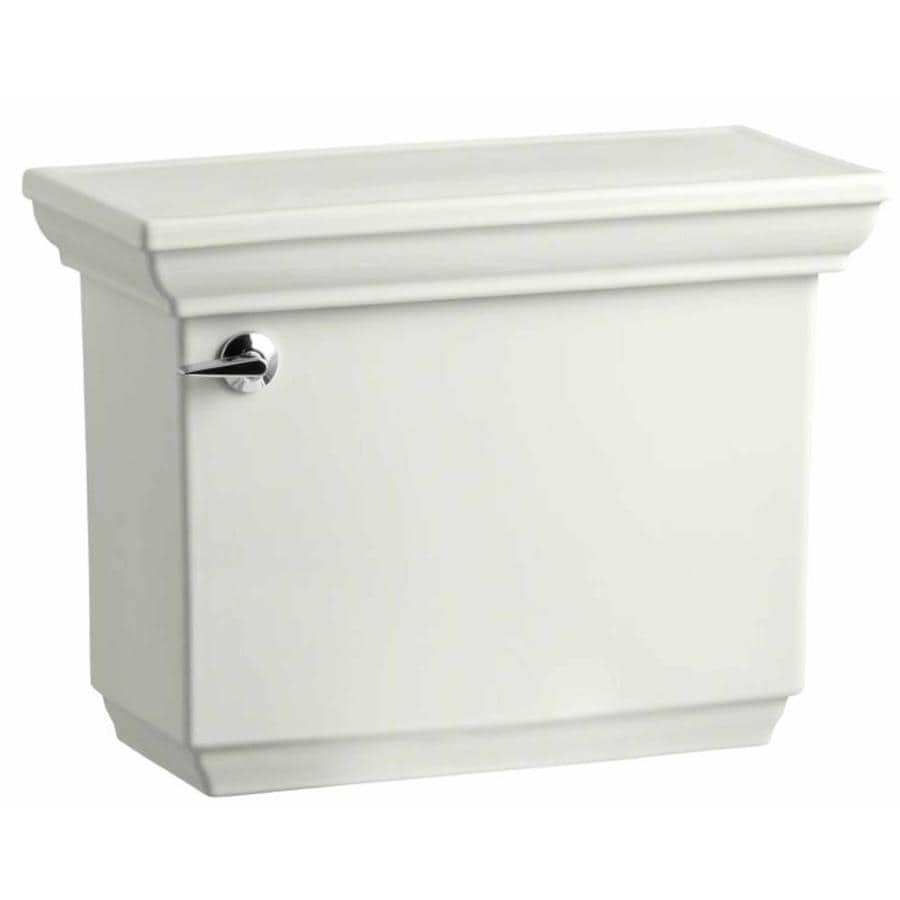 KOHLER Memoirs Dune 1.6-GPF (6.06-LPF) 12 Rough-In Single-Flush High-Efficiency Toilet Tank