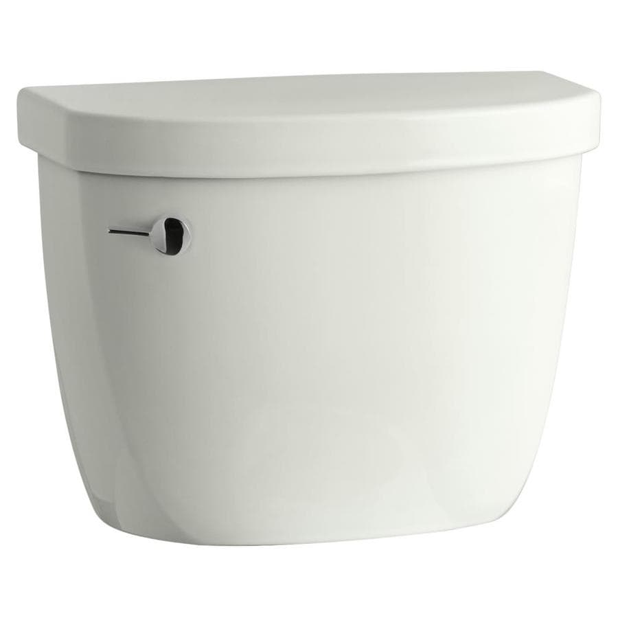 KOHLER Cimarron Dune 1.28-GPF Single-Flush High-Efficiency Toilet Tank