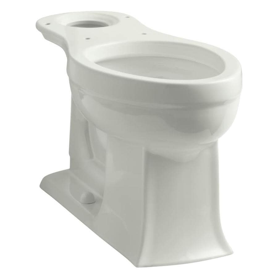 Kohler Archer Dune Elongated Chair Height Toilet Bowl At