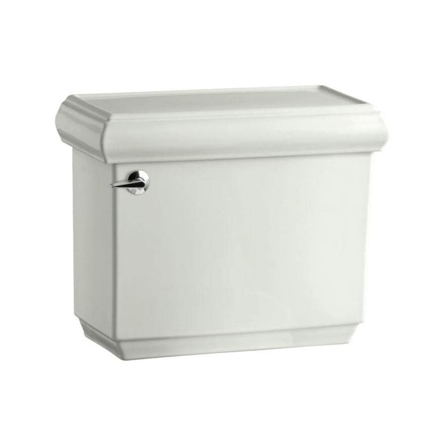 KOHLER Bancroft Dune 1.28-GPF Single-Flush High-Efficiency Toilet Tank