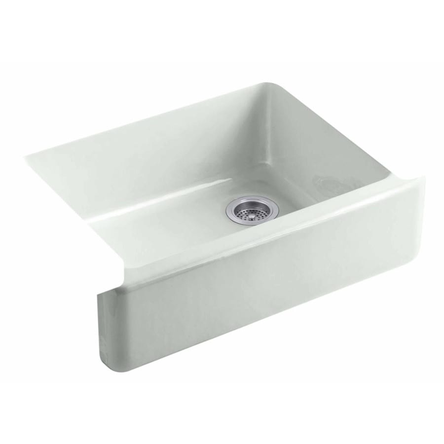 KOHLER Whitehaven 29.6875-in X 21.5625-in Sea Salt Single