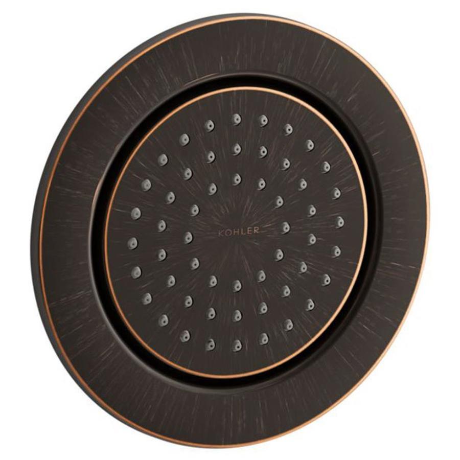 KOHLER WaterTile Oil-Rubbed Bronze Bathtub and Shower Jet