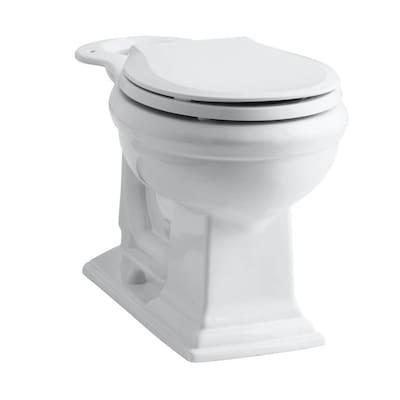 Marvelous Memoirs White Round Chair Height Toilet Bowl Beatyapartments Chair Design Images Beatyapartmentscom
