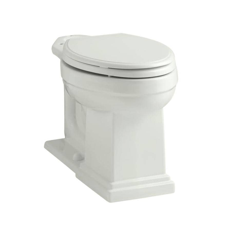 KOHLER Memoirs Chair Height Dune 12 Rough-In Round Toilet Bowl