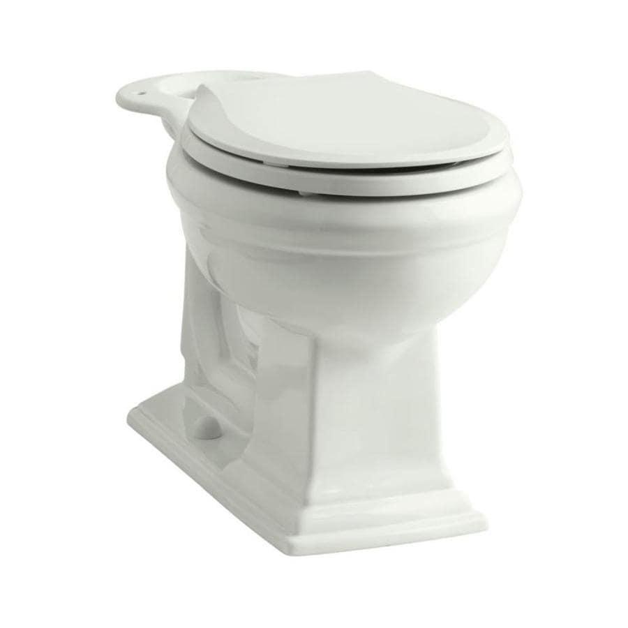 KOHLER Memoris Standard Height Dune 12 Rough-In Round Toilet Bowl