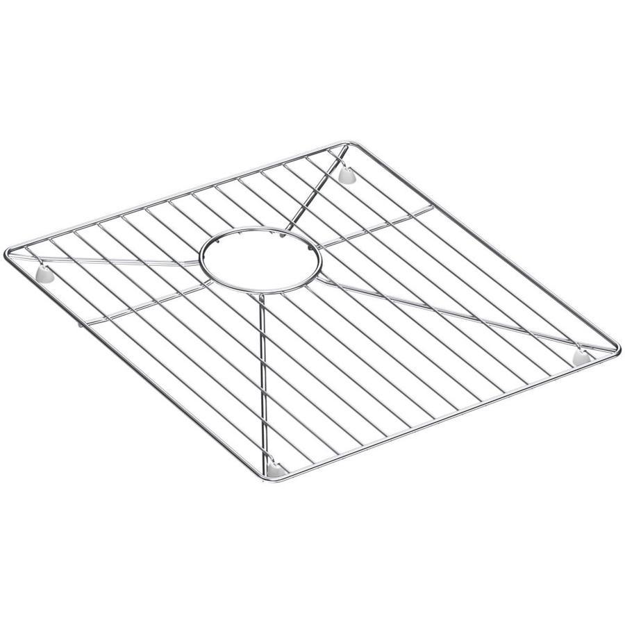 KOHLER Vault 15.2-in x 16.7-in Sink Grid