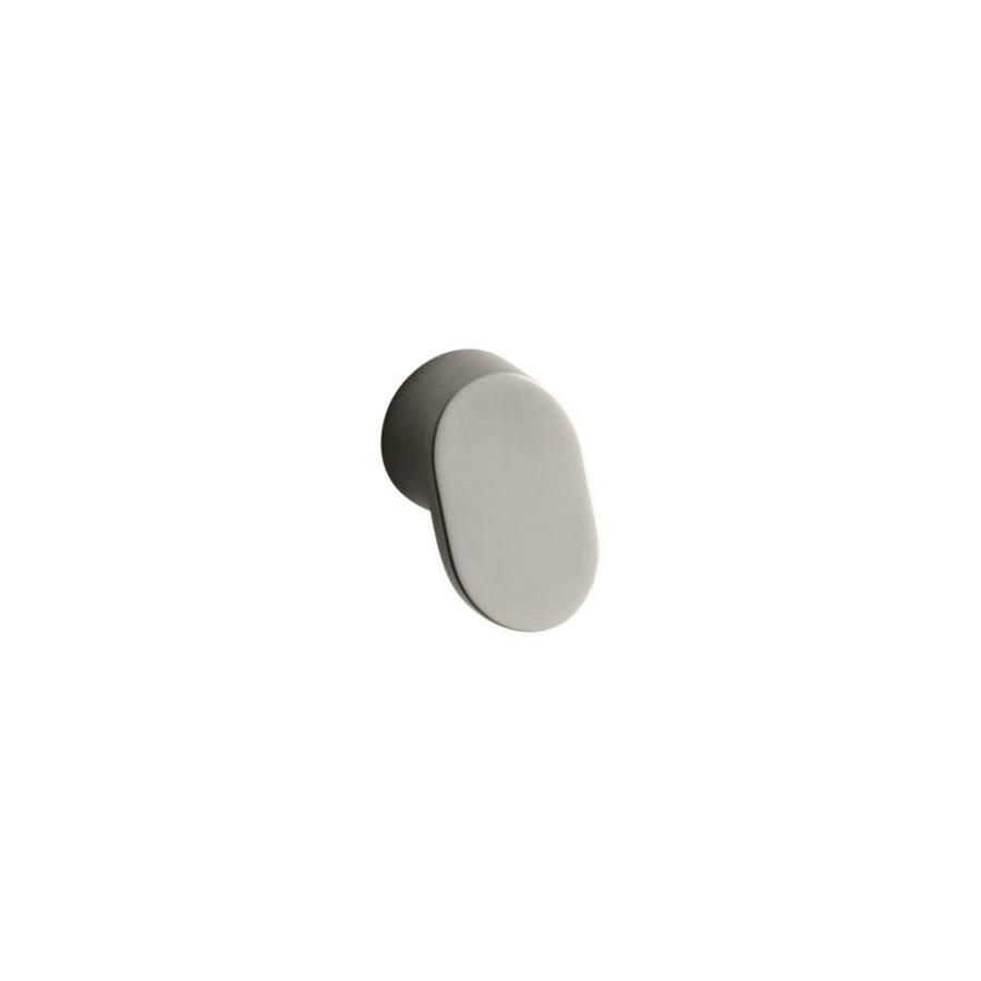 KOHLER Toobi Vibrant Brushed Nickel Novelty Cabinet Knob