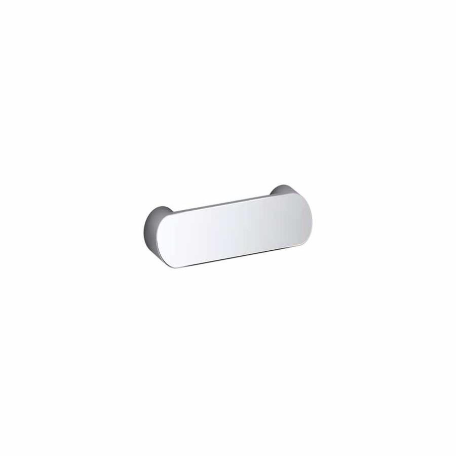 KOHLER 3-1/4-in Center-to-Center Polished Chrome Toobi Bar Cabinet Pull