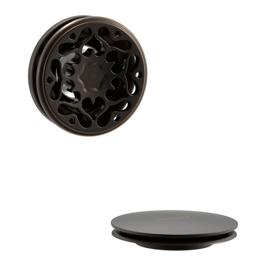 KOHLER Oil-Rubbed Bronze Metal Face Plate