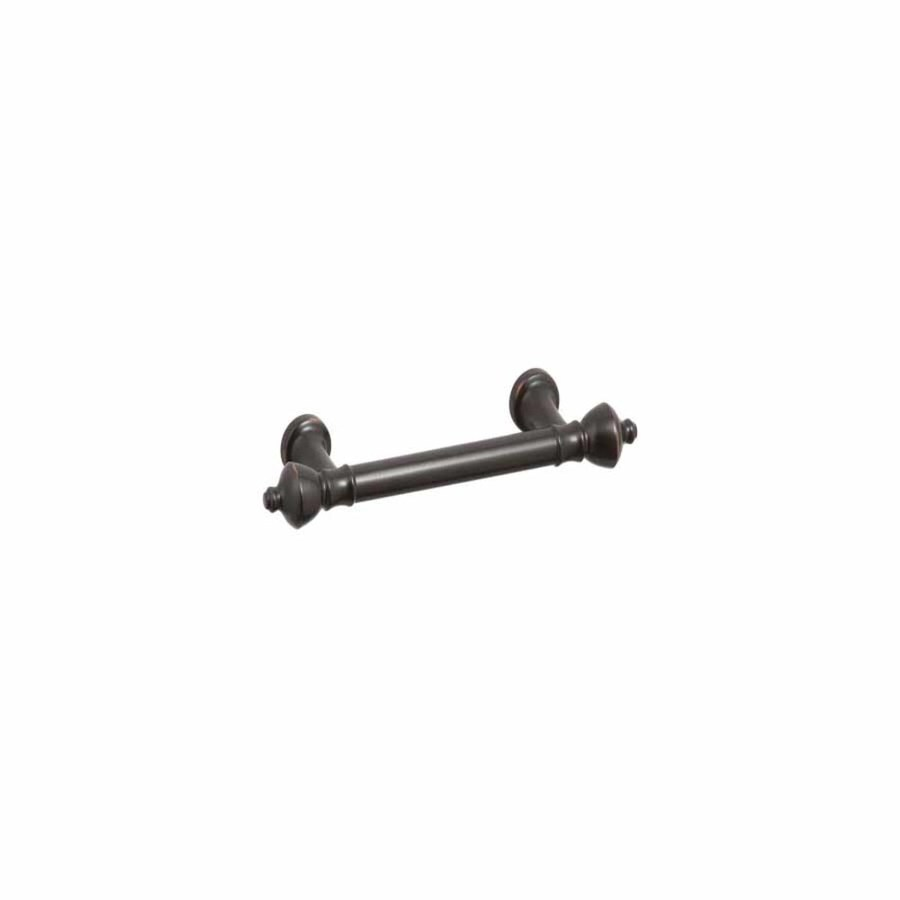 KOHLER 4-3/8-in Center-To-Center Oil-Rubbed Bronze Kelston Bar Cabinet Pull