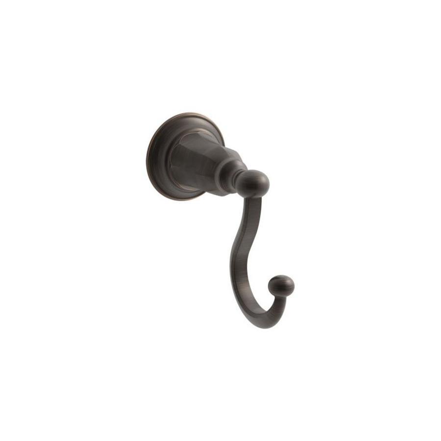 KOHLER Kelston Oil Rubbed Bronze Towel Hook