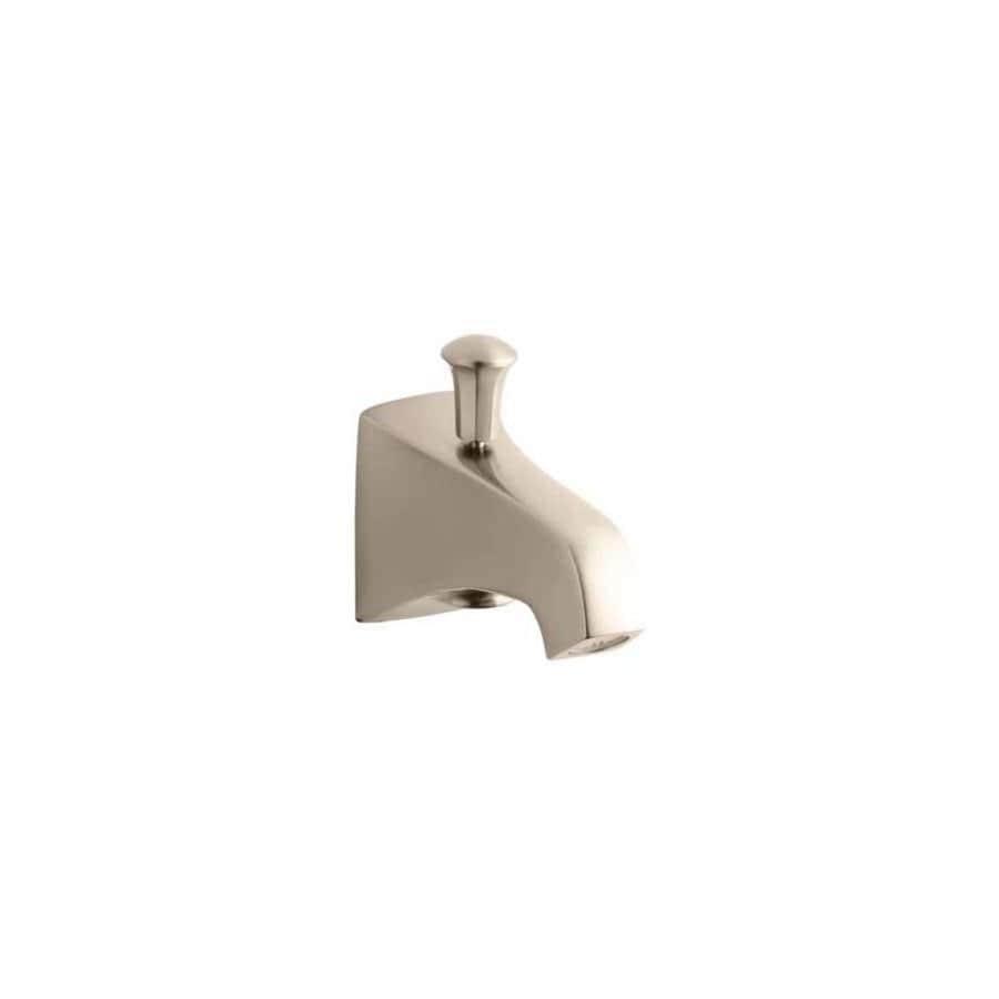 KOHLER Bronze Bathtub Spout with Diverter