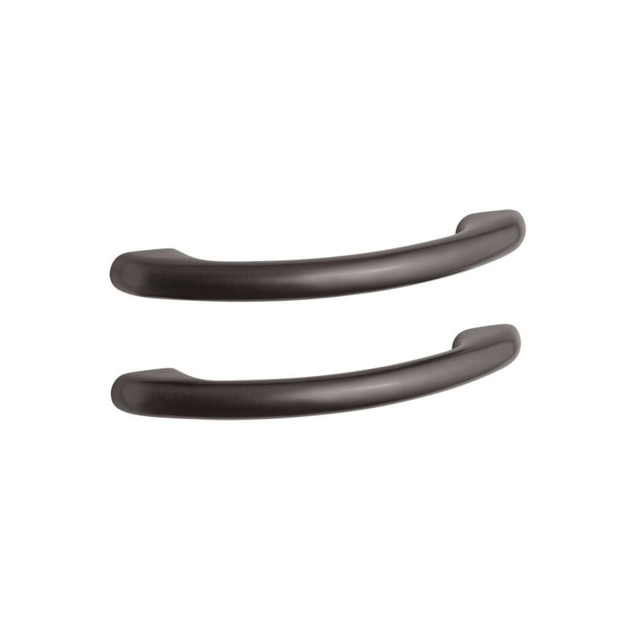 KOHLER 13.8125-in Oil-Rubbed Bronze Wall Mount Grab Bar