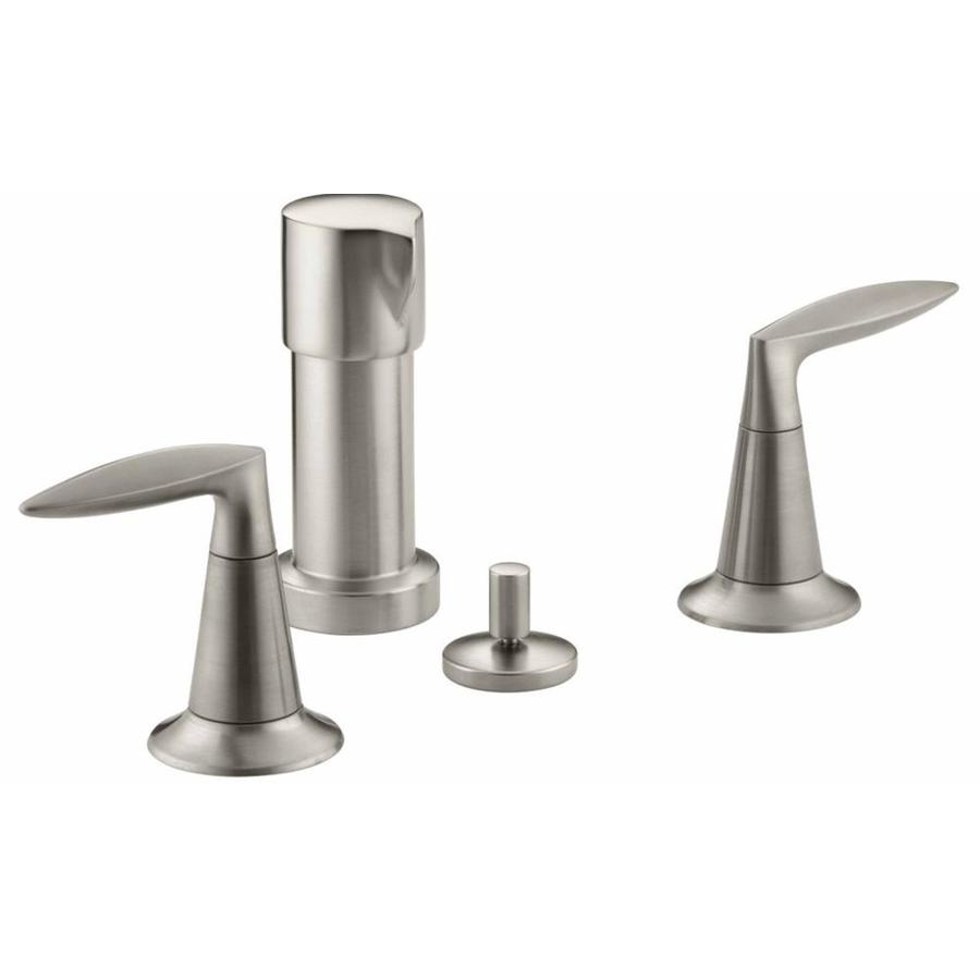 KOHLER Alteo Oil-Rubbed Bronze Vertical Spray Bidet Faucet