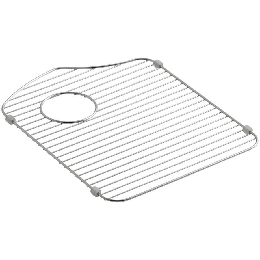 KOHLER Octave 14.375-in x 18.3125-in Sink Grid