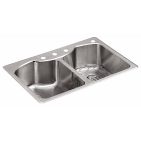 KOHLER Undermount Kitchen Sinks at Lowes.com