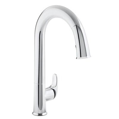 Sensate Kitchen Faucets At Lowes Com