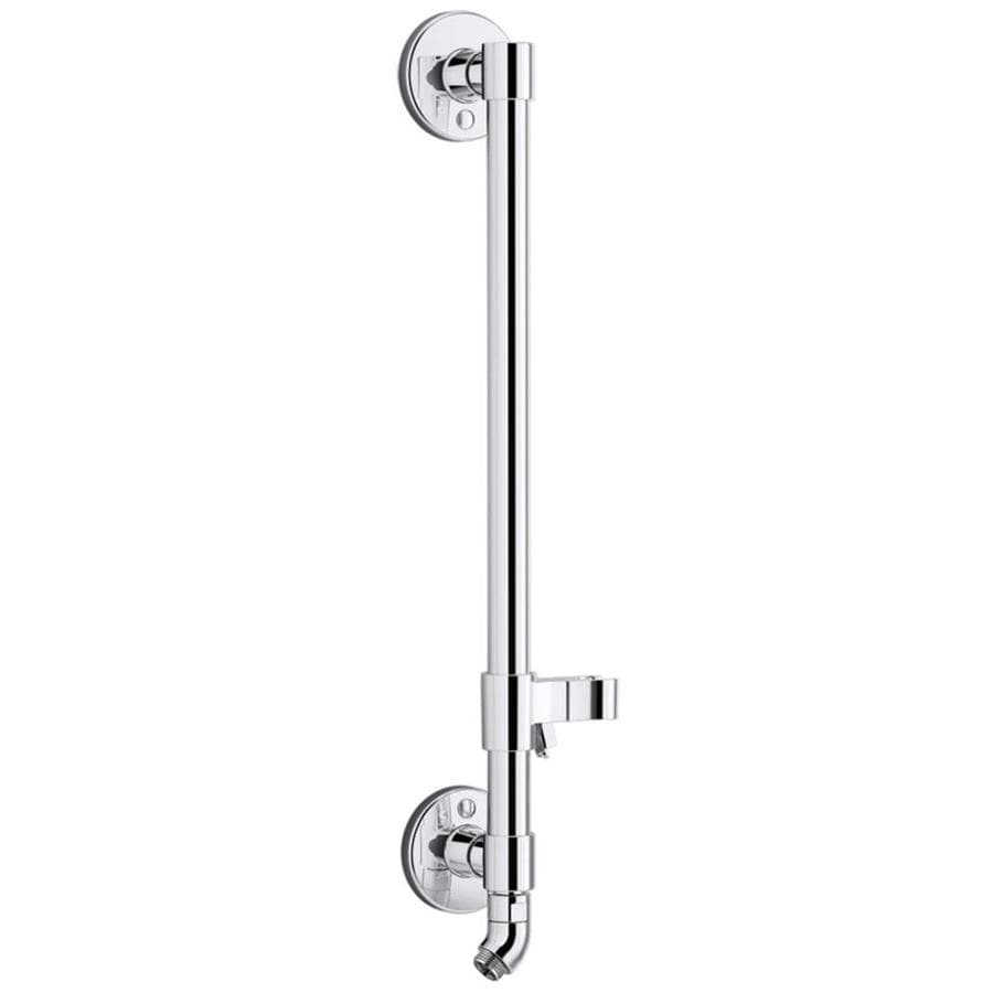 KOHLER Hydrorail Polished Chrome Slide Bar