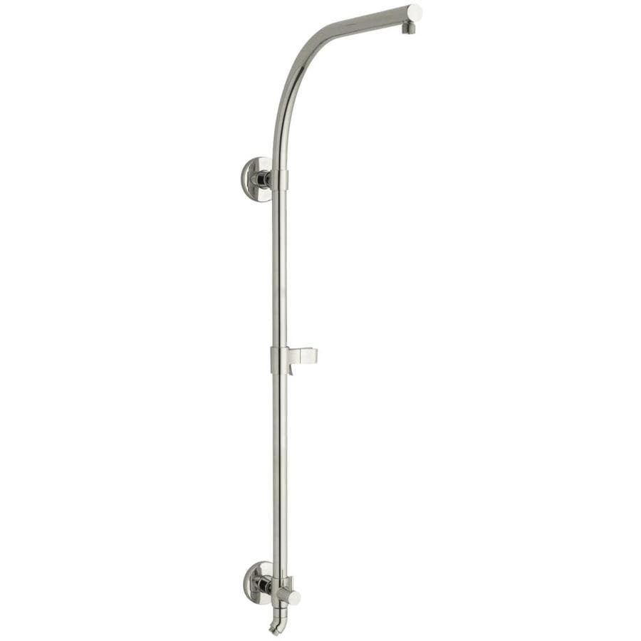 KOHLER Hydrorail Vibrant Polished Nickel Slide Bar