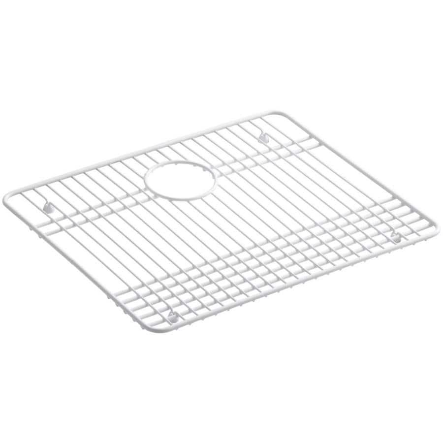KOHLER Gilford 22-in x 18-in Sink Grid