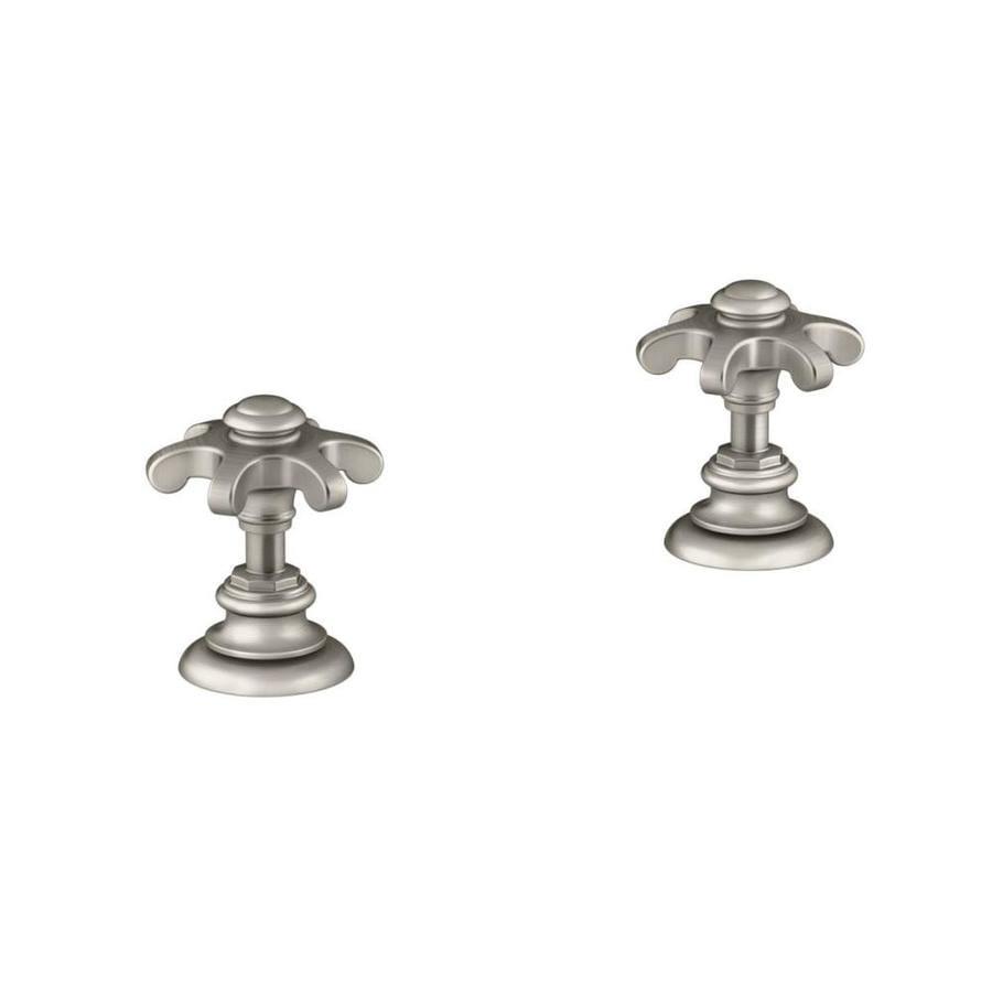KOHLER Nickel Faucet or Bathtub/Shower Handle