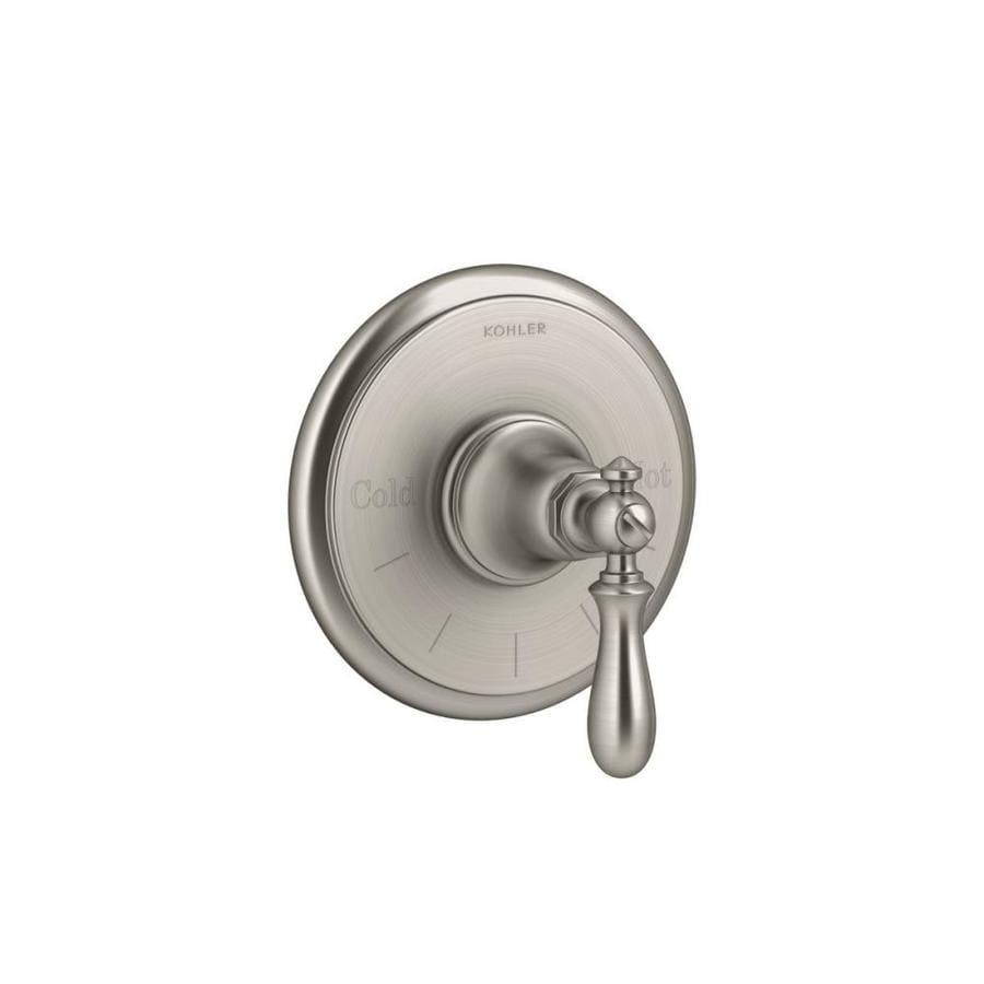 KOHLER Vibrant Brushed Nickel Shower Handle