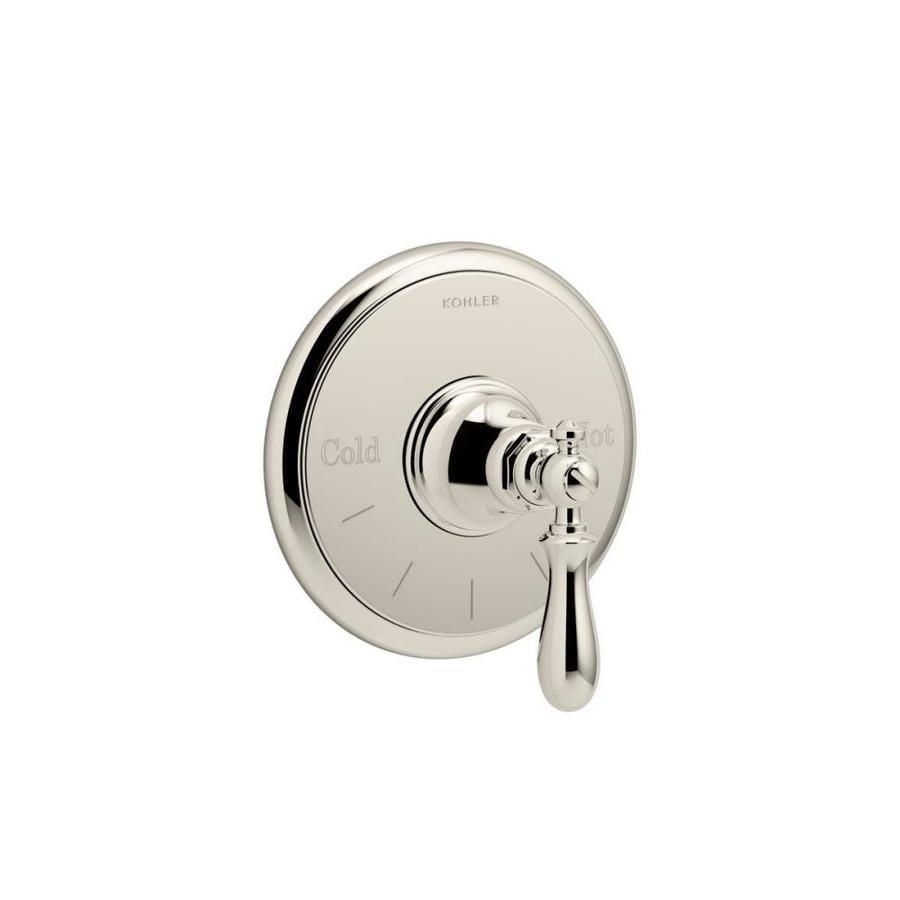 KOHLER Nickel Shower Handle