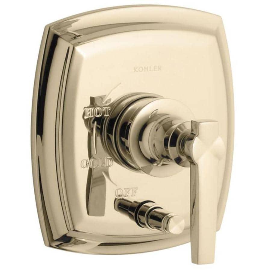 KOHLER Gold Bathtub/Shower Handle
