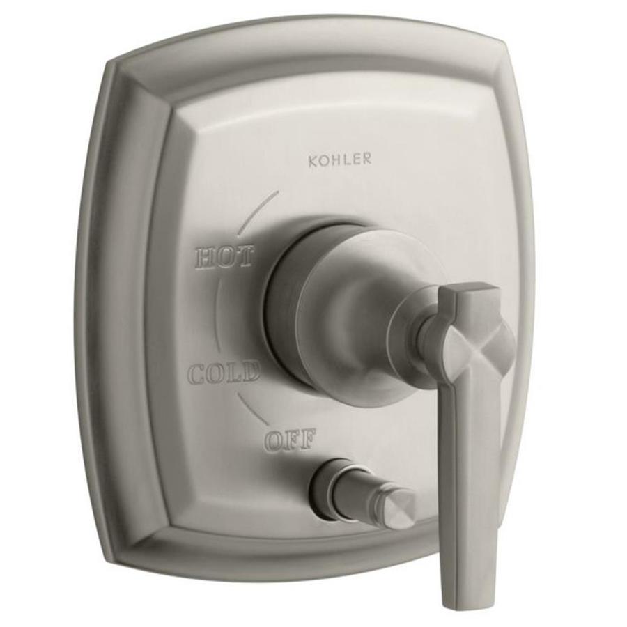 KOHLER Stainless Steel Bathtub/Shower Handle