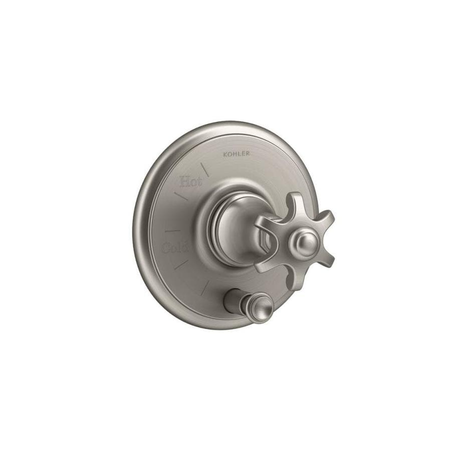 KOHLER Vibrant Brushed Nickel Shower Handle