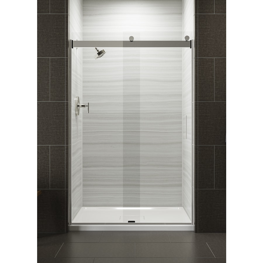 Shop Kohler Levity 44 In To 47 In W X 74 In H Bright